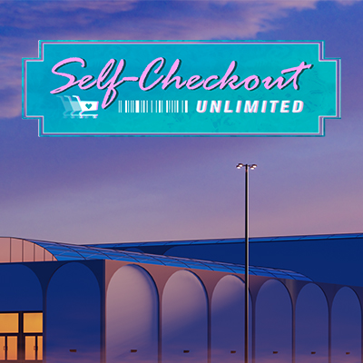 Self-Checkout Unlimited Kickstarter launching this week, plus AG store updates