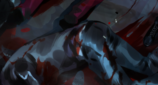 Bloody body