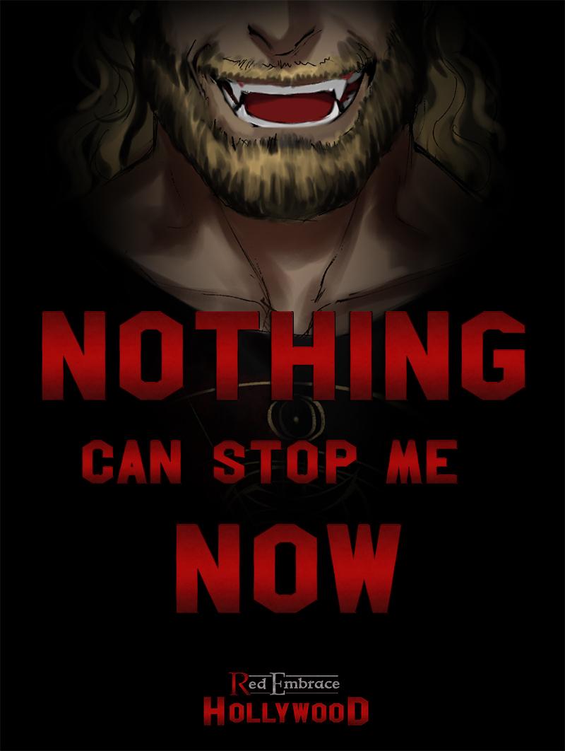randal's new poster
