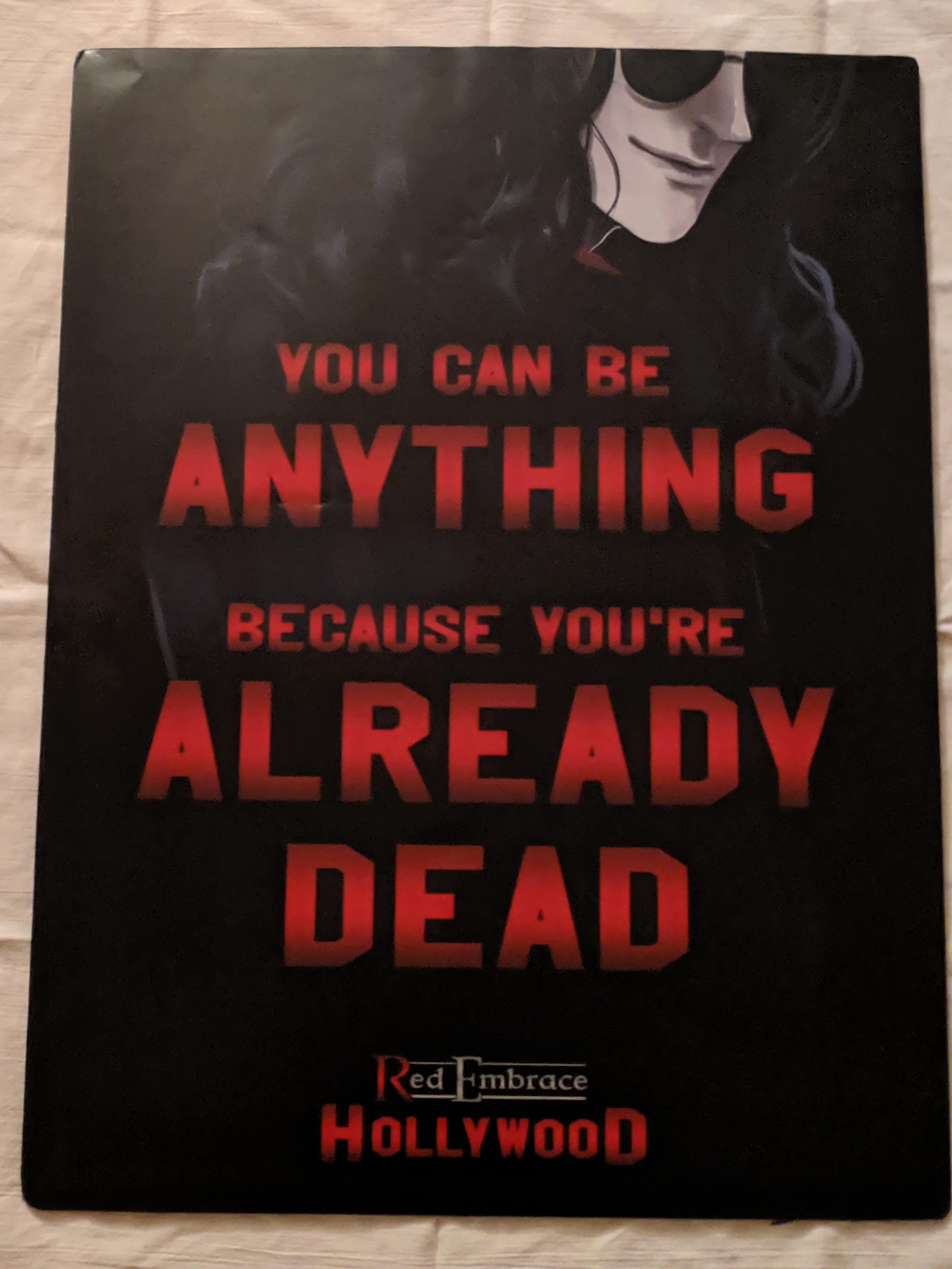 Markus poster