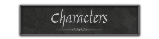 banner titled characters