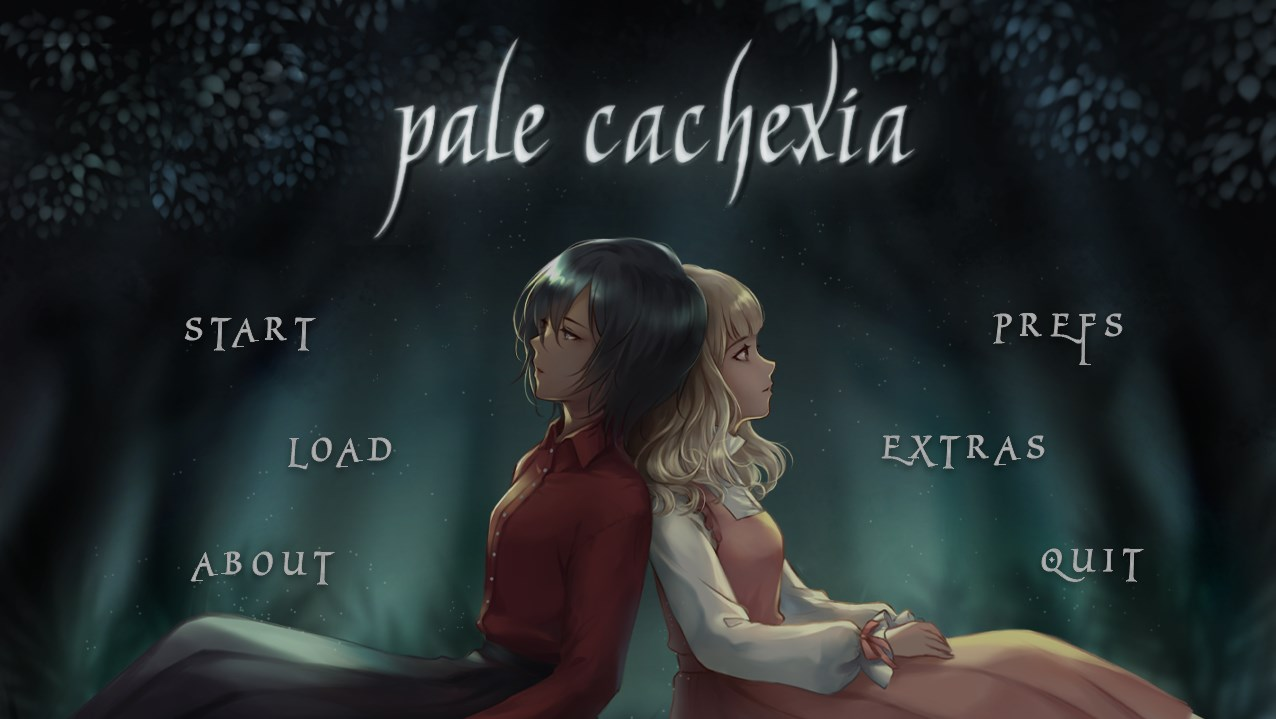 pale cachexia main menu